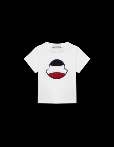 T-SHIRT White Baby 0-36 months - Boy Man