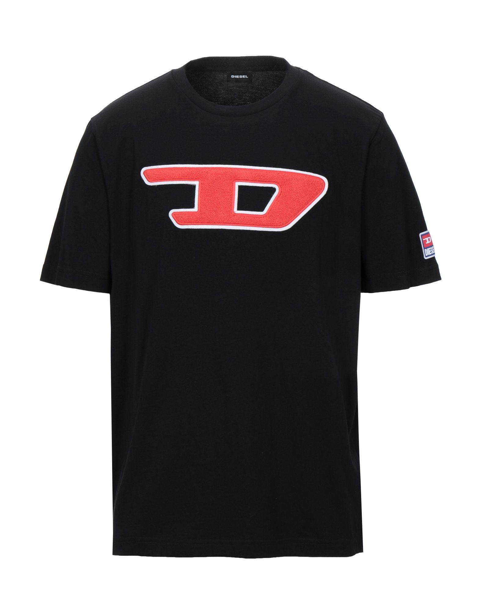 футболка diesel diesel di303ewbvgo6 DIESEL Футболка