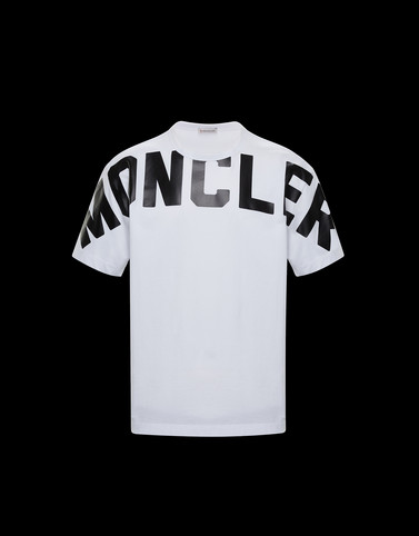 T-SHIRT White New in Man
