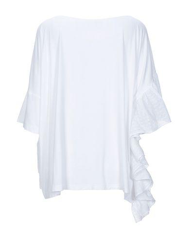 Фото 2 - Женскую футболку BABÉL белого цвета