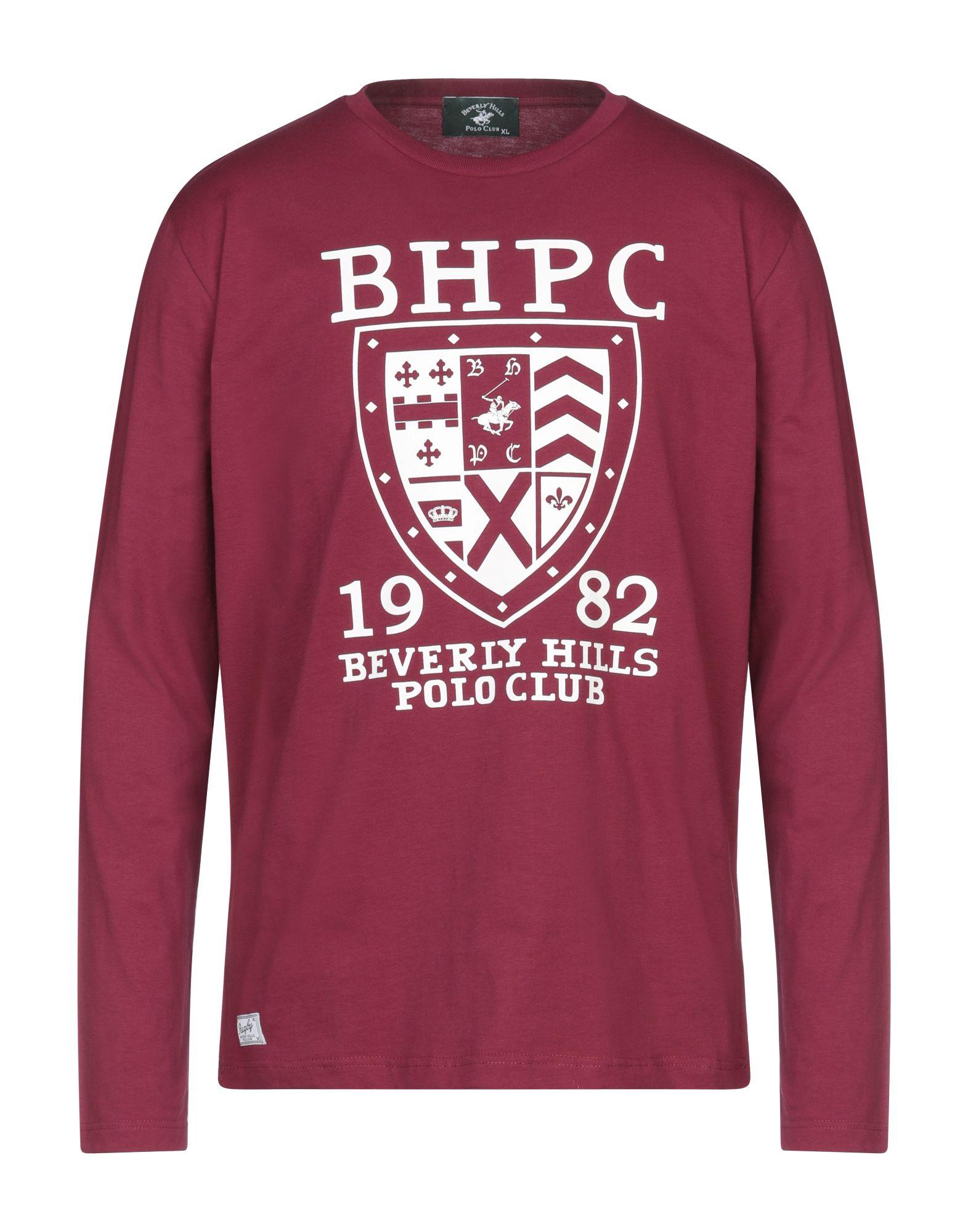 BEVERLY HILLS POLO CLUB Футболка футболка поло polo club c h a футболки спортивные