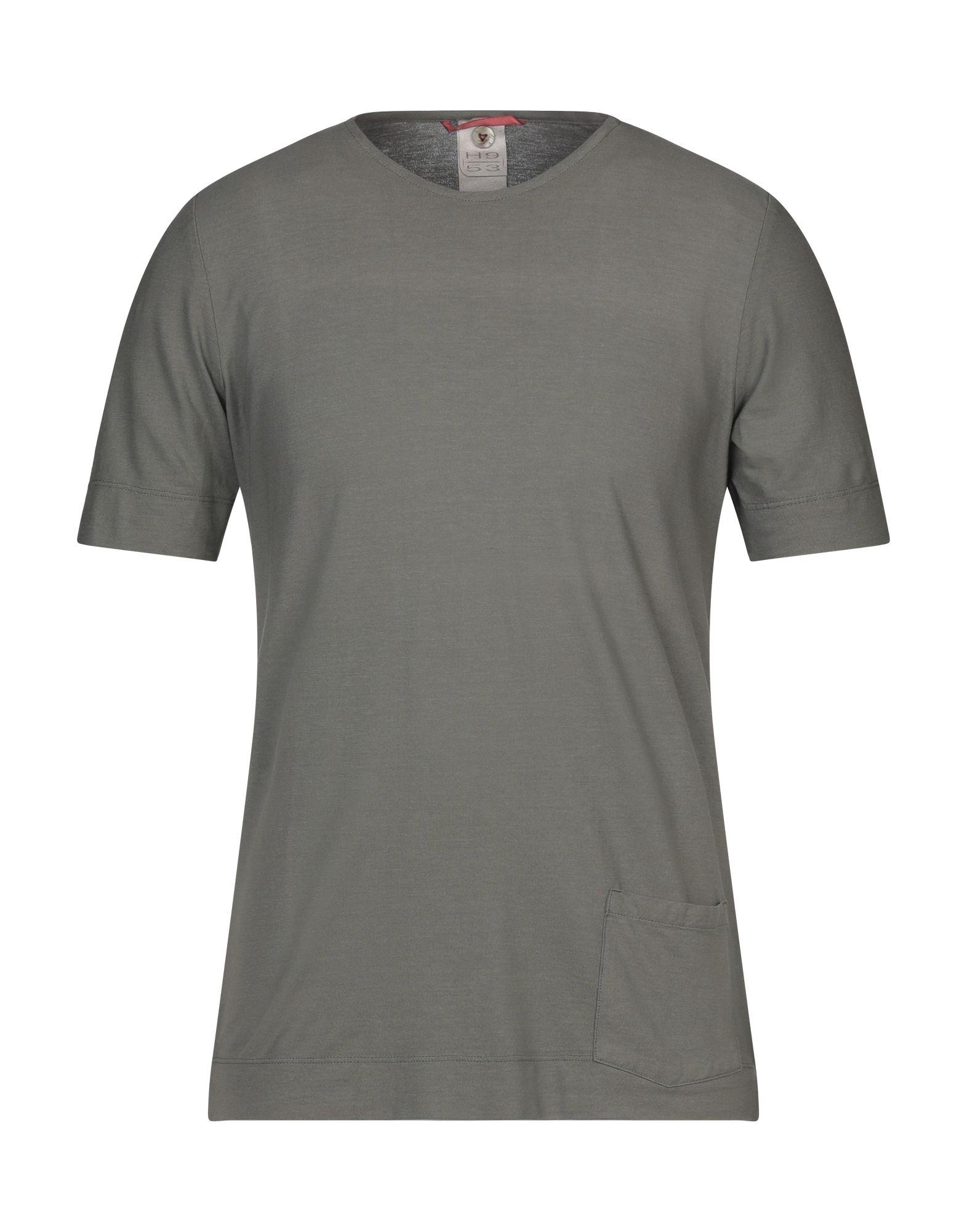 《セール開催中》H953 メンズ T シャツ ミリタリーグリーン 50 コットン 100%