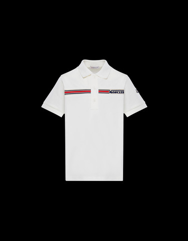 POLO SHIRT Ivory New in Man