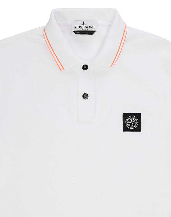 12431316ee - Polo - T-Shirts STONE ISLAND JUNIOR
