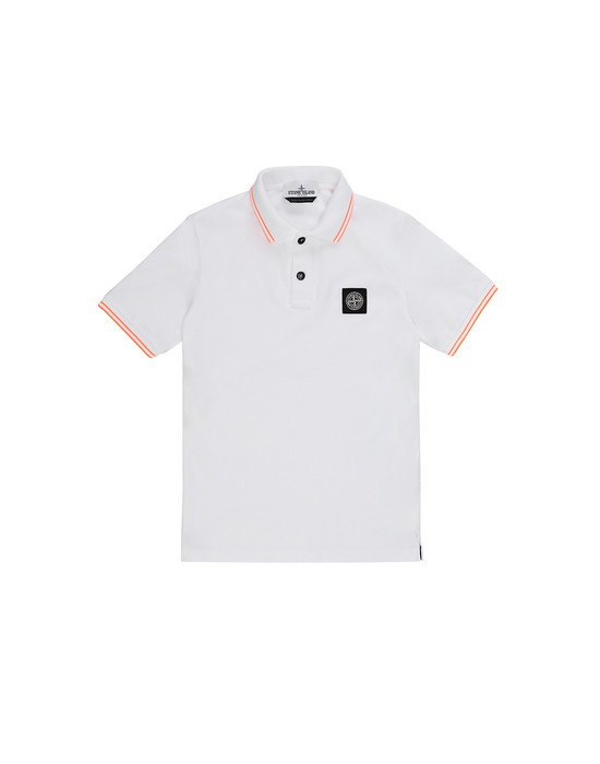 Polo shirt Man 21348 Front STONE ISLAND JUNIOR
