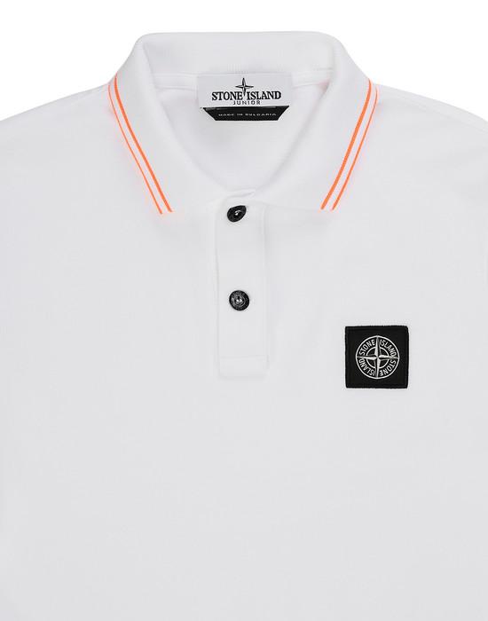 12431326xc - Polos - T-shirts STONE ISLAND JUNIOR