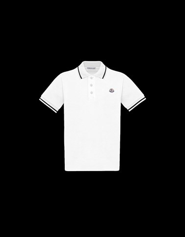 POLO SHIRT Ivory Kids 4-6 Years - Boy Man