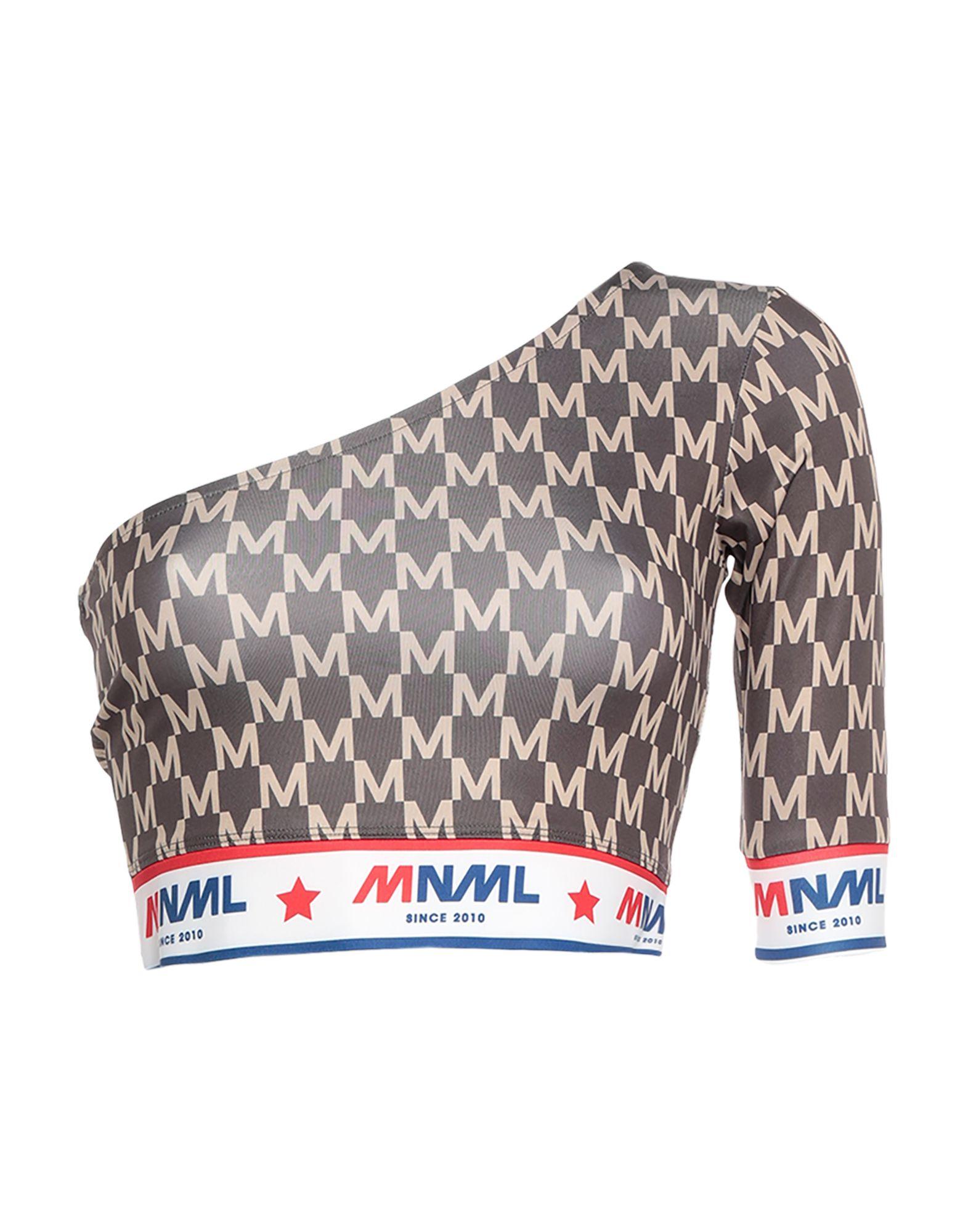MNML COUTURE Топ без рукавов