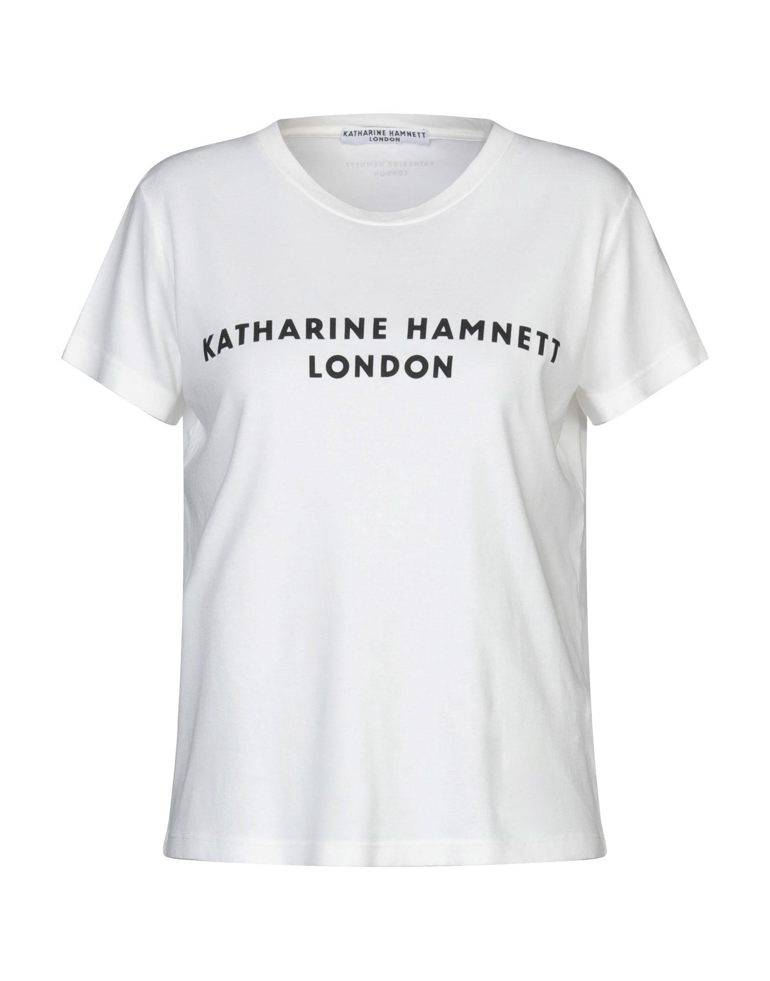 KATHARINE HAMNETT LONDON Футболка harraden beatrice katharine frensham a novel