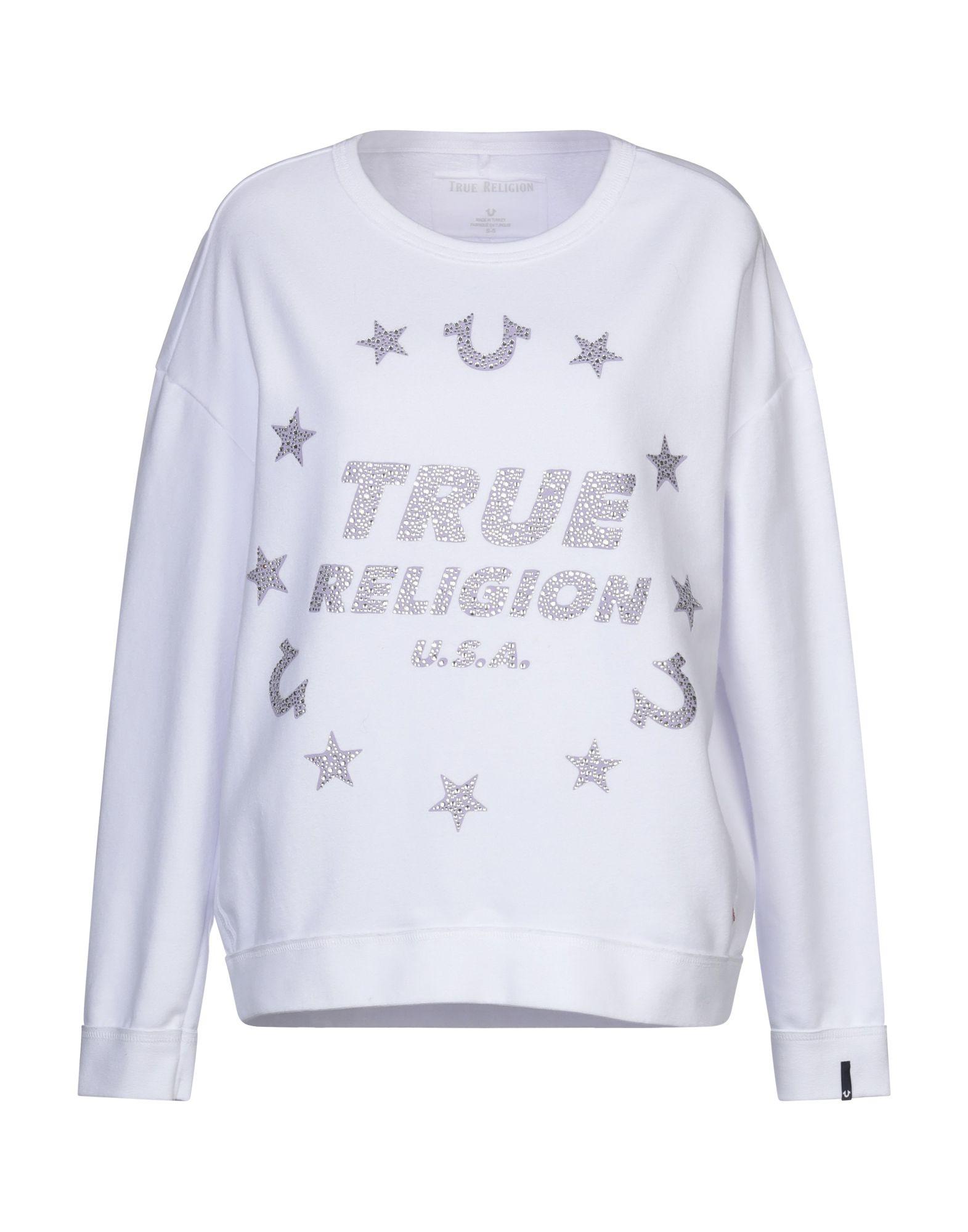 TRUE RELIGION Толстовка джинсы true religion true religion tr799emztm59