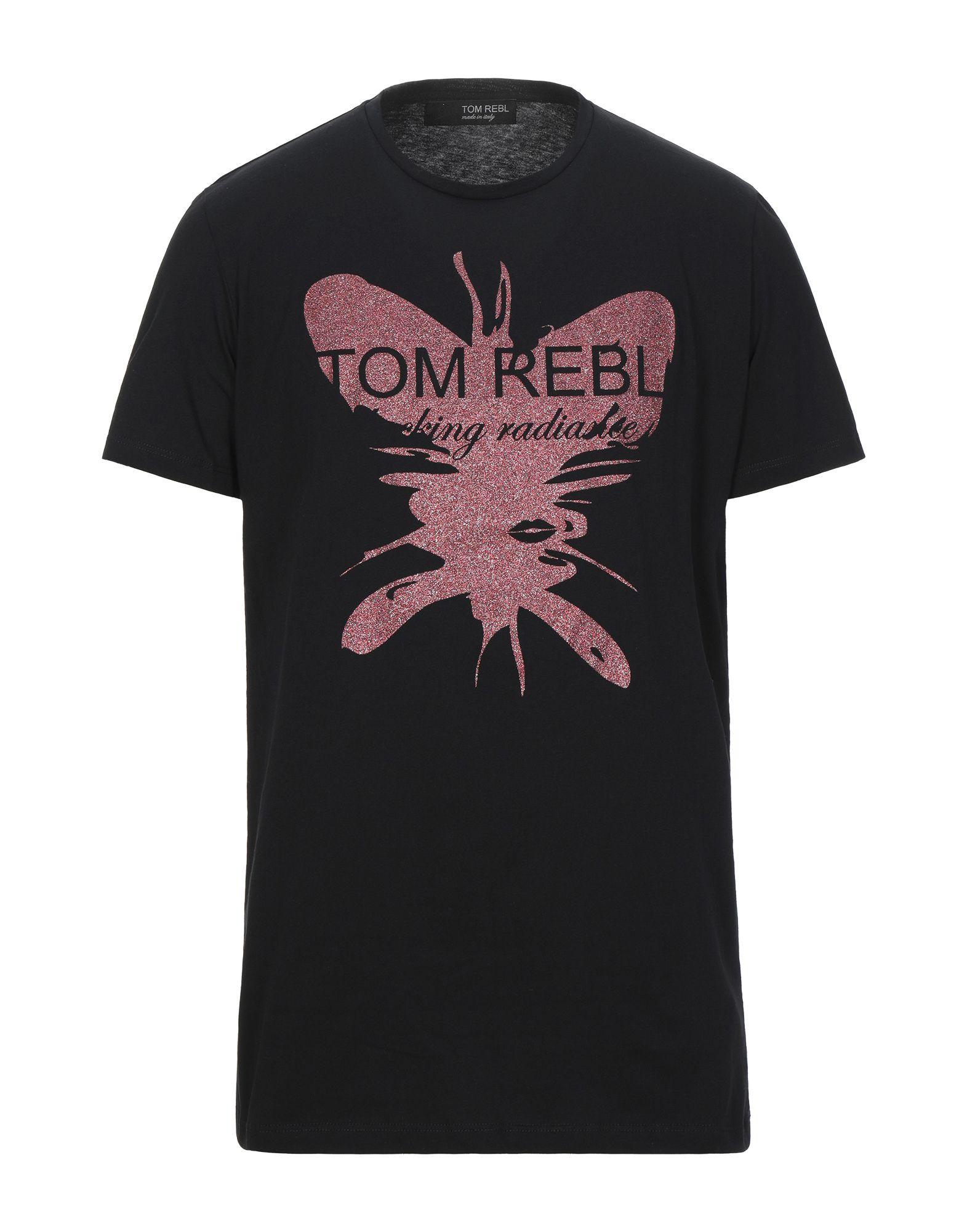 TOM REBL Футболка tom rebl длинная юбка