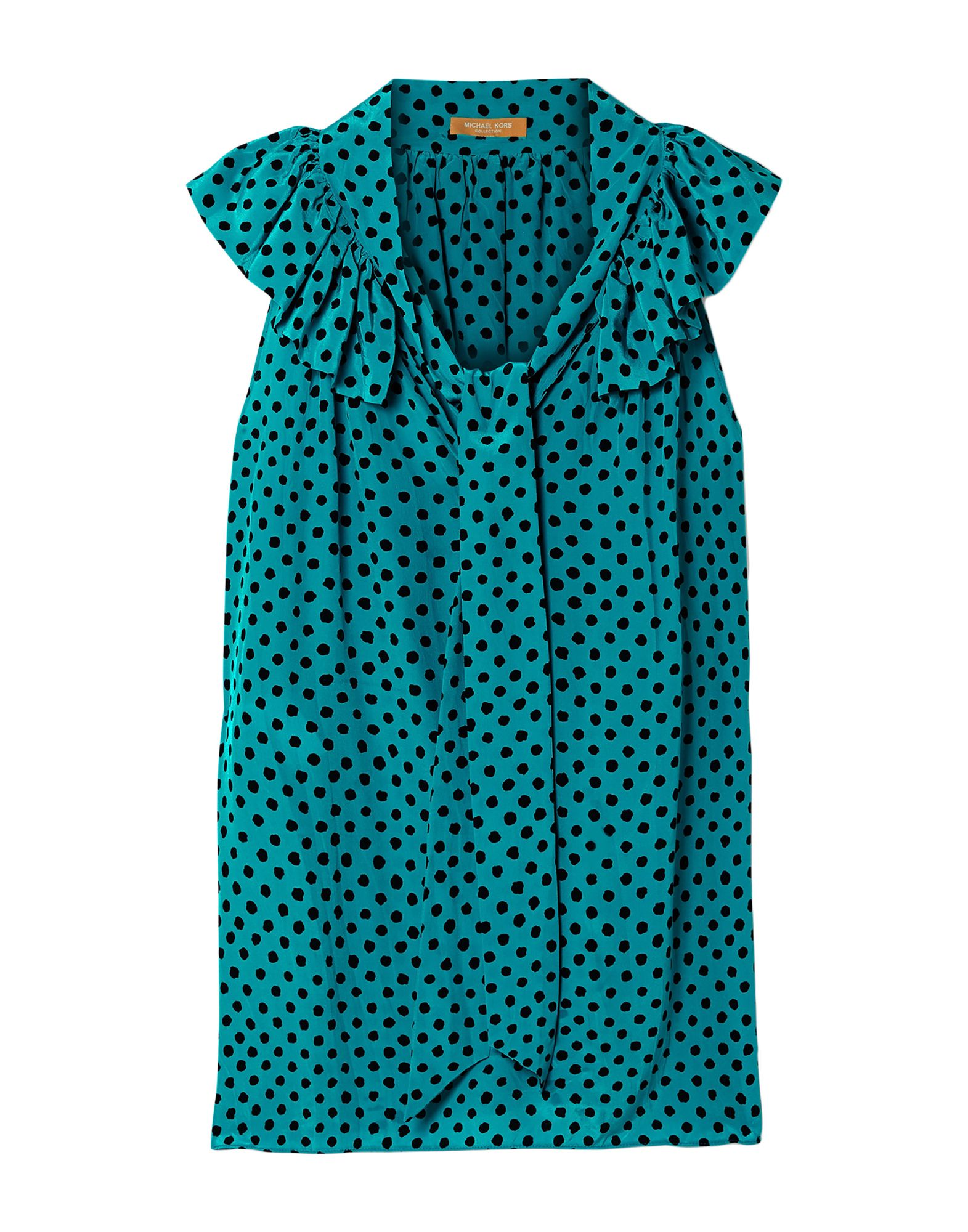 Фото - MICHAEL KORS COLLECTION Топ без рукавов michael kors collection юбка длиной 3 4
