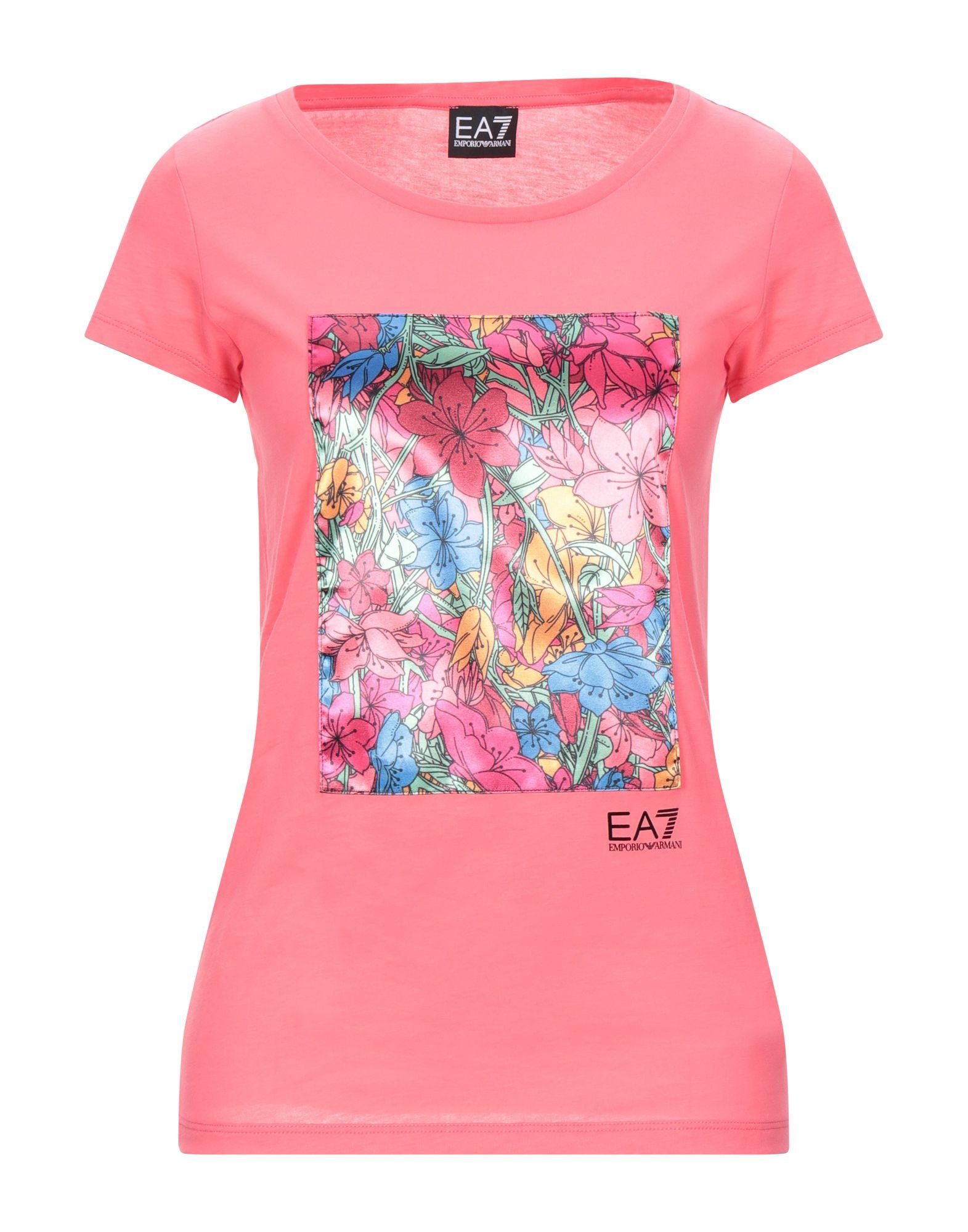EA7 Футболка футболка ea7 ea7 ea002emfxfr3