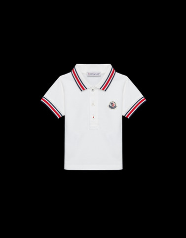 POLO SHIRT Ivory Baby 0-36 months - Boy