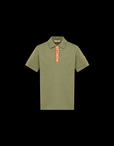 POLO SHIRT Military green Junior 8-10 Years - Boy Man
