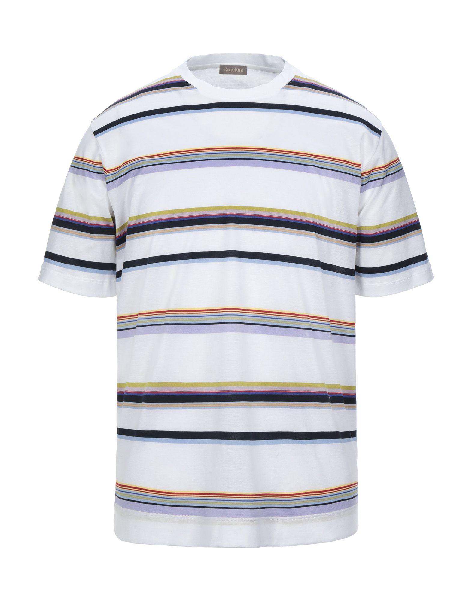 CRUCIANI Футболка футболка cruciani футболка