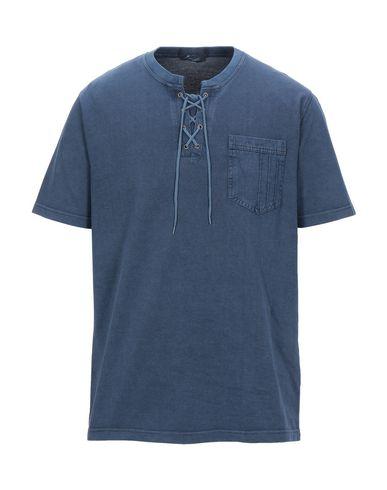 Фото - Женскую футболку BLU CASHMERE синего цвета