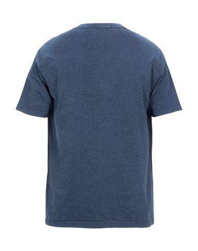 Фото 2 - Женскую футболку BLU CASHMERE синего цвета