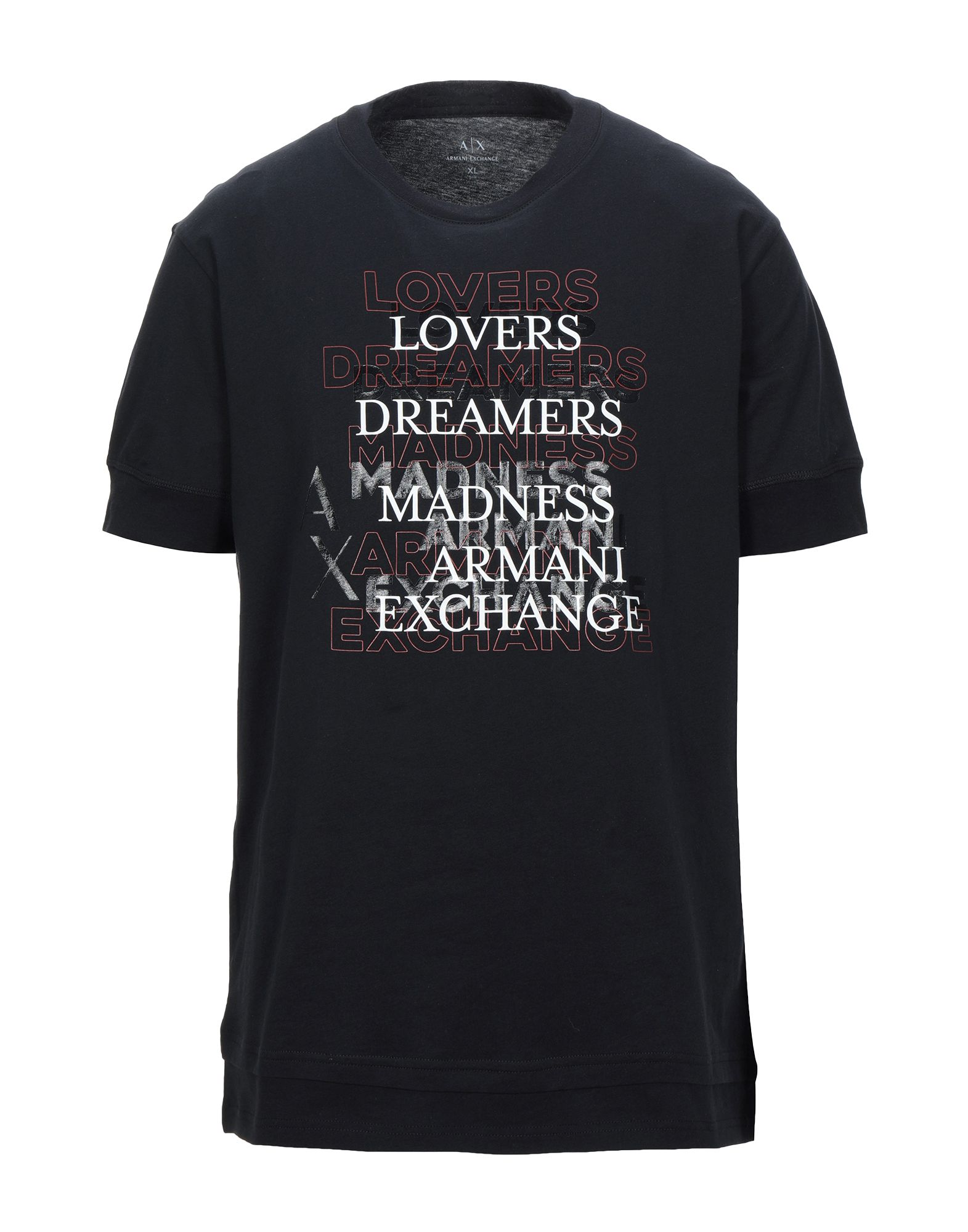 ARMANI EXCHANGE Футболка футболка armani exchange armani exchange ar037ewzta33
