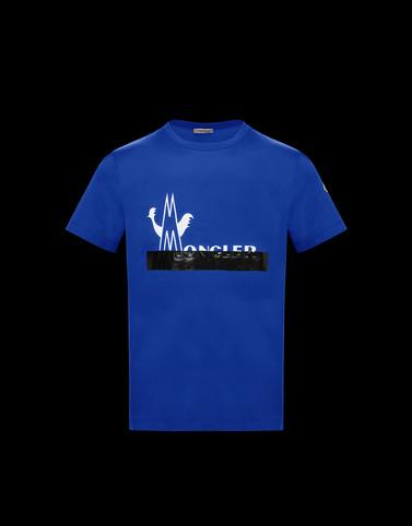 Tシャツ ライトブルー Polos & T-Shirts メンズ