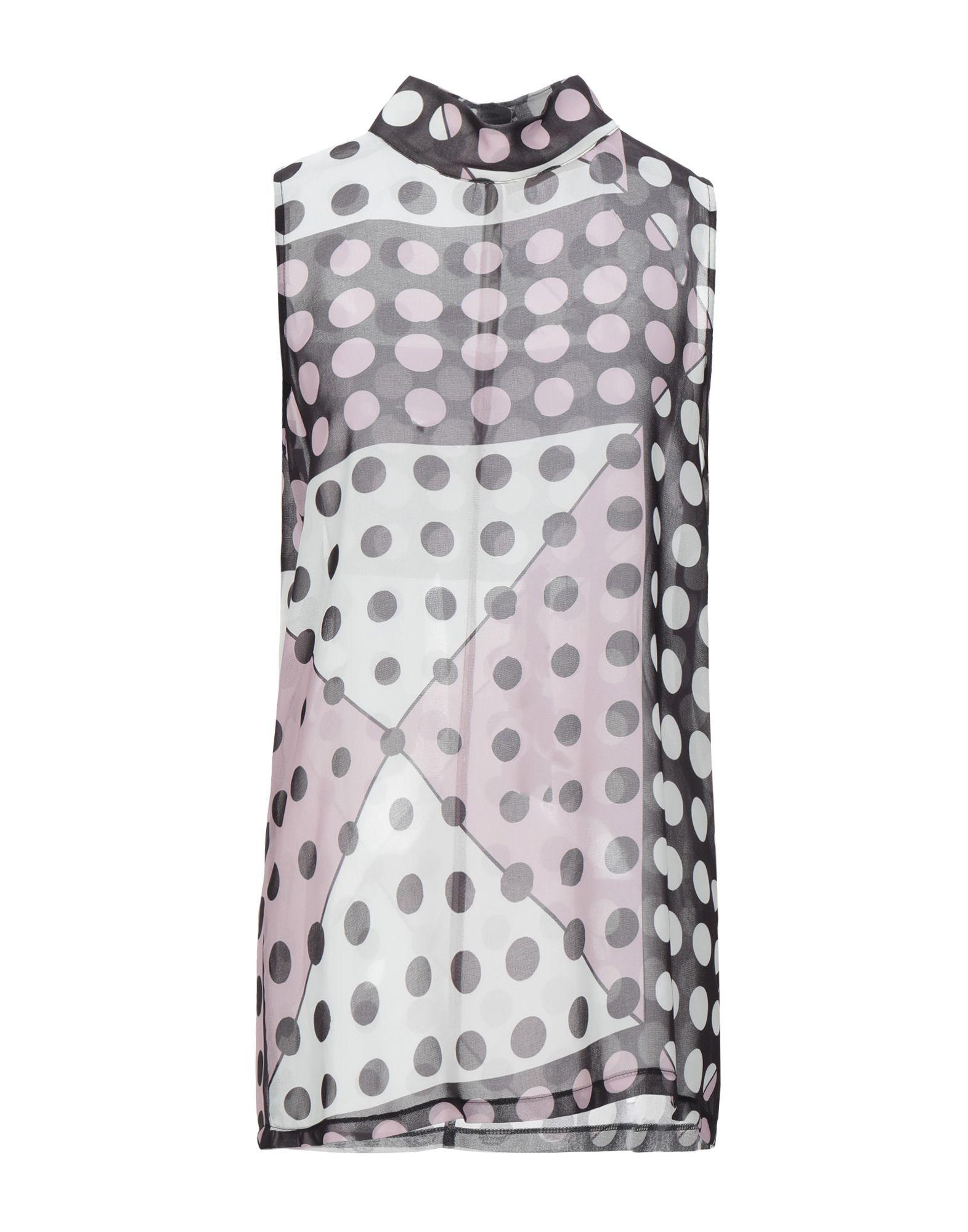 CRISTINA GAVIOLI COLLECTION Топ без рукавов cristina gavioli collection pубашка