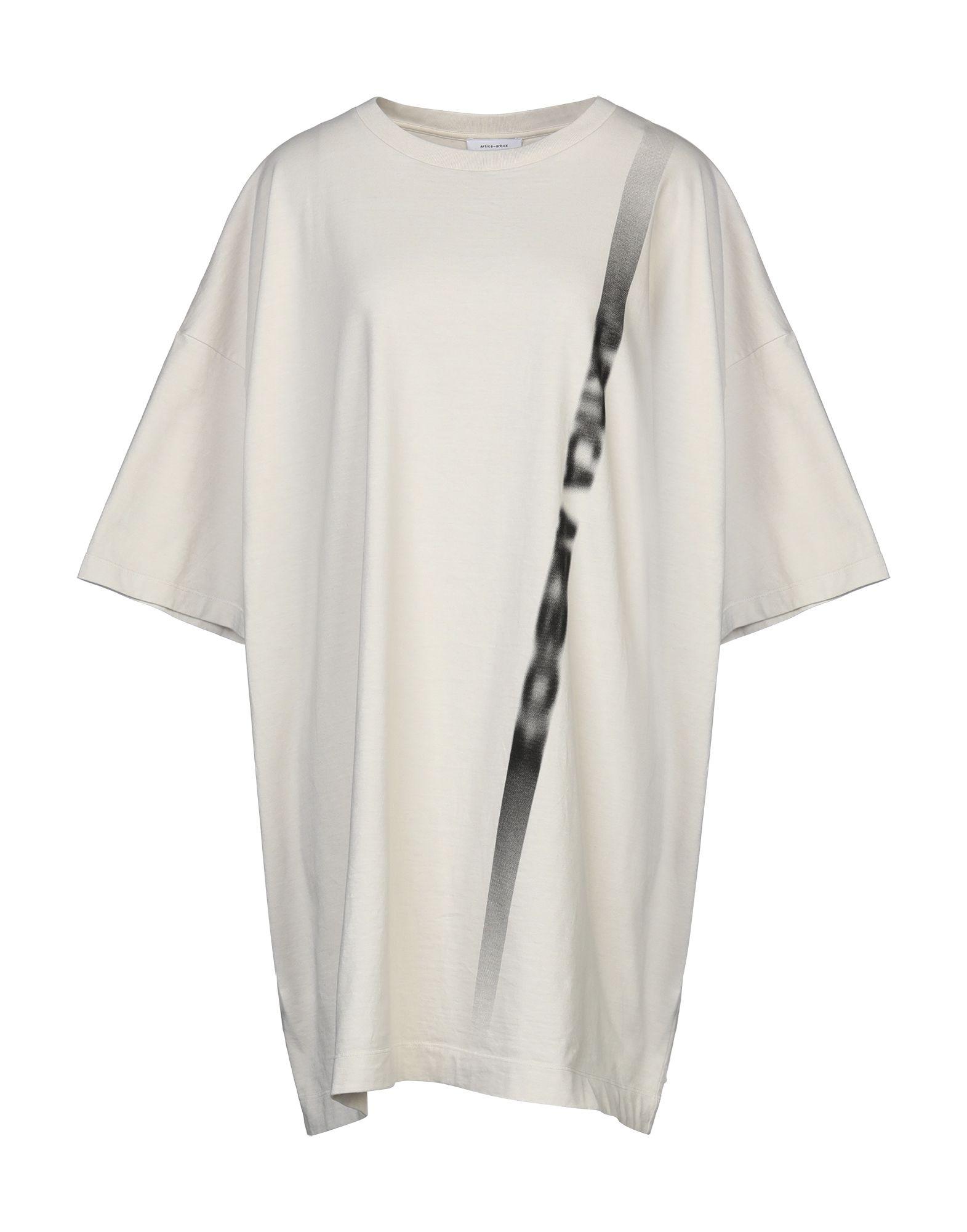 ARTICA-ARBOX Короткое платье фото