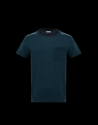 T-SHIRT Deep jade Category T-shirts Man