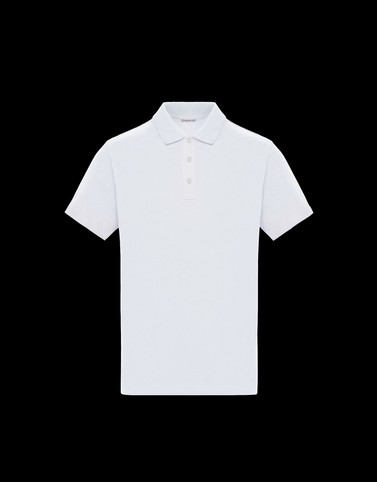 POLO White New in Man