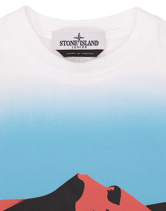 12439619fk - 폴로 - 티셔츠 STONE ISLAND JUNIOR
