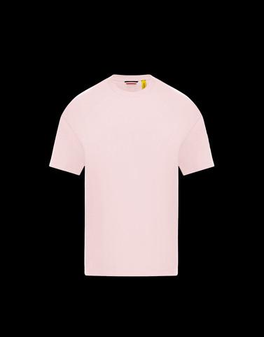 T-SHIRT Pink Polos & T-Shirts Man