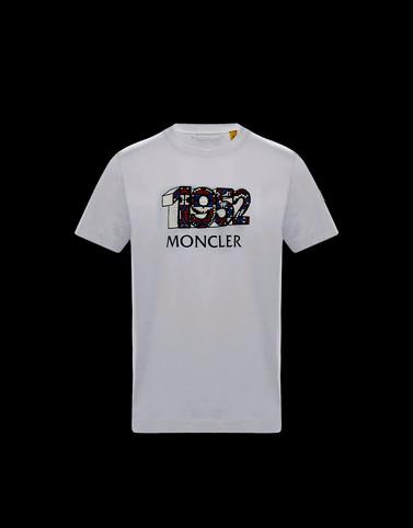Tシャツ ホワイト 2 Moncler 1952 メンズ