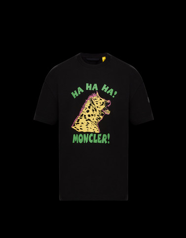 T-SHIRT Black 2 Moncler 1952 Man