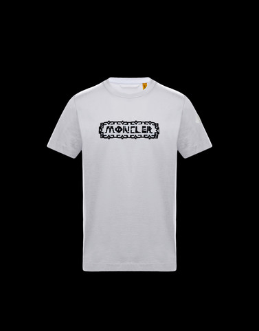 T-SHIRT White 2 Moncler 1952 Man