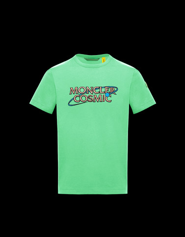T-SHIRT Green 2 Moncler 1952 Man
