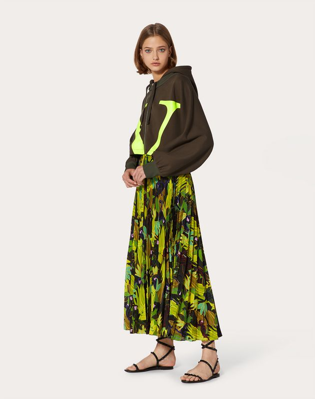 VLOGO Jersey Sweatshirt