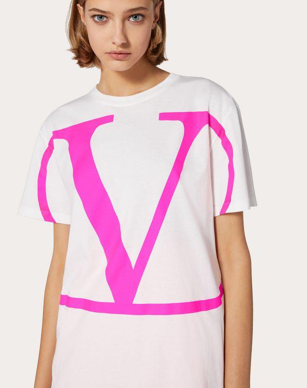 T-shirt stampa VLOGO