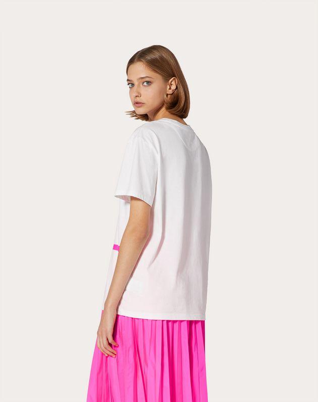 VLOGO Print T-shirt