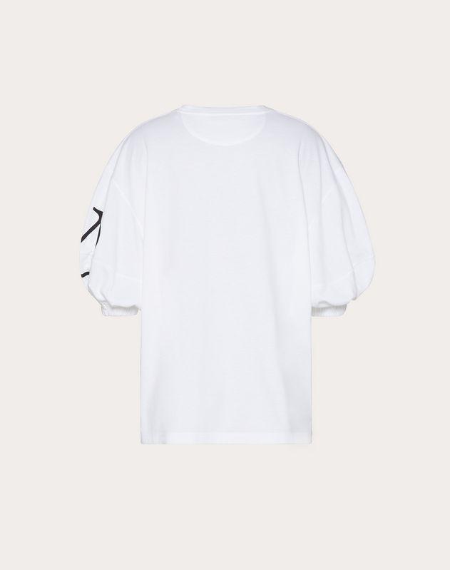 VLOGO Print Jersey T-shirt
