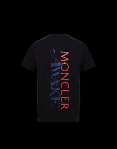 Tシャツ ブラック Polos & T-Shirts メンズ
