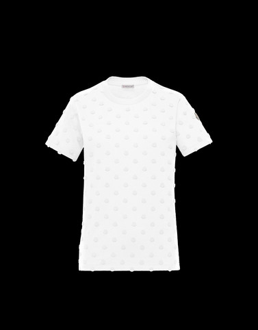 T-SHIRT Ivory T-Shirts & Tops Woman
