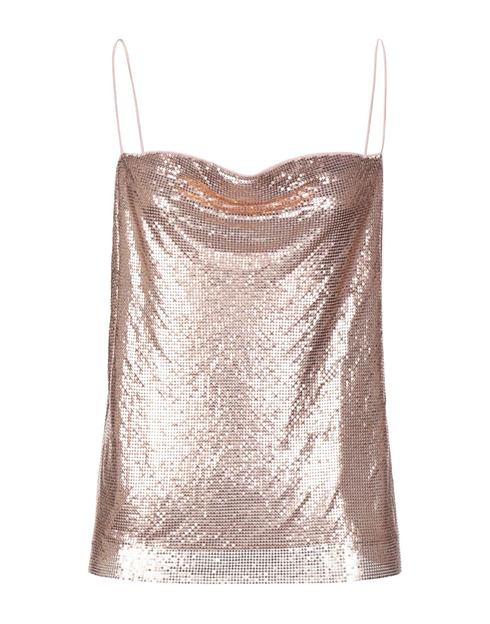 ALICE + OLIVIA Tops. no appliqués, solid color, wide neckline, sleeveless, no pockets, large sized. 100% Aluminum, Silk