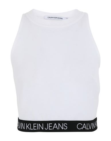 Топ без рукавов Calvin Klein Jeans