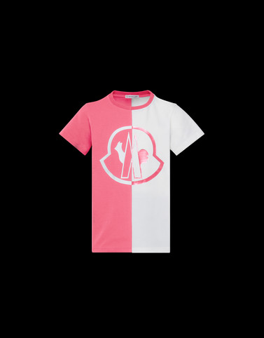 T-SHIRT Fuchsia Teen 12-14 years - Girl Woman