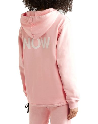 Фото 2 - Женскую толстовку или олимпийку DOUBLE RAINBOUU розового цвета