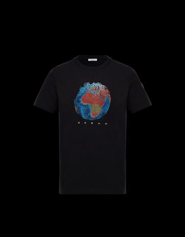 T-SHIRT Noir Catégorie T-shirts Homme