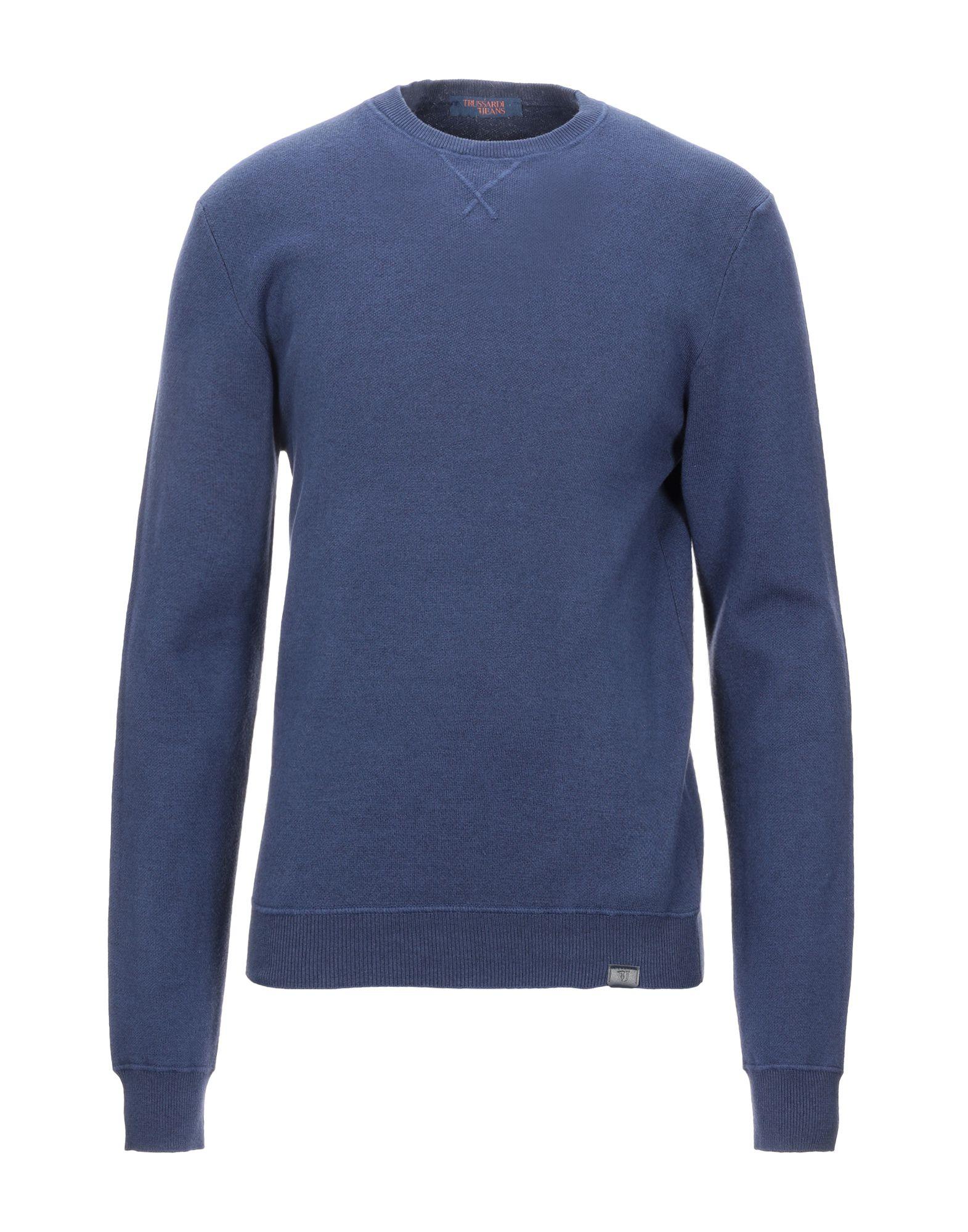 TRUSSARDI JEANS Толстовка рубашка trussardi jeans trussardi jeans tr016ewftcd0