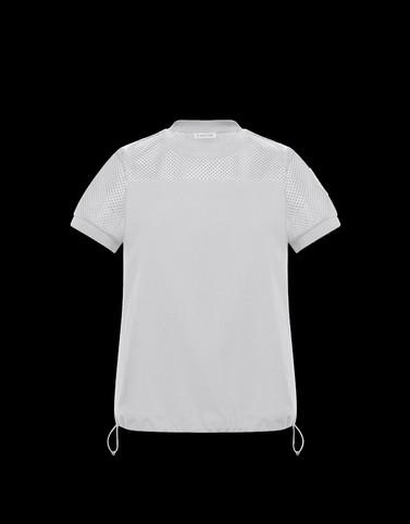 T恤 白色 T恤及上衣 女士