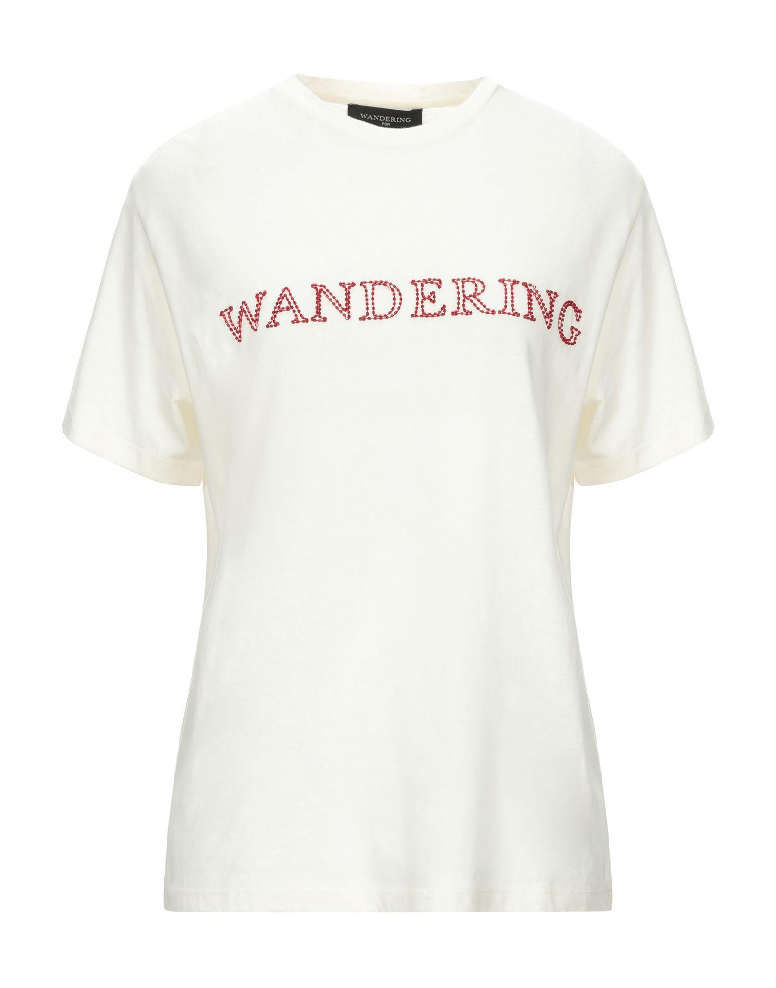 WANDERING Футболка wandering футболка