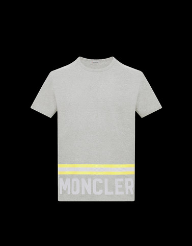 T-SHIRT Grey New in Man