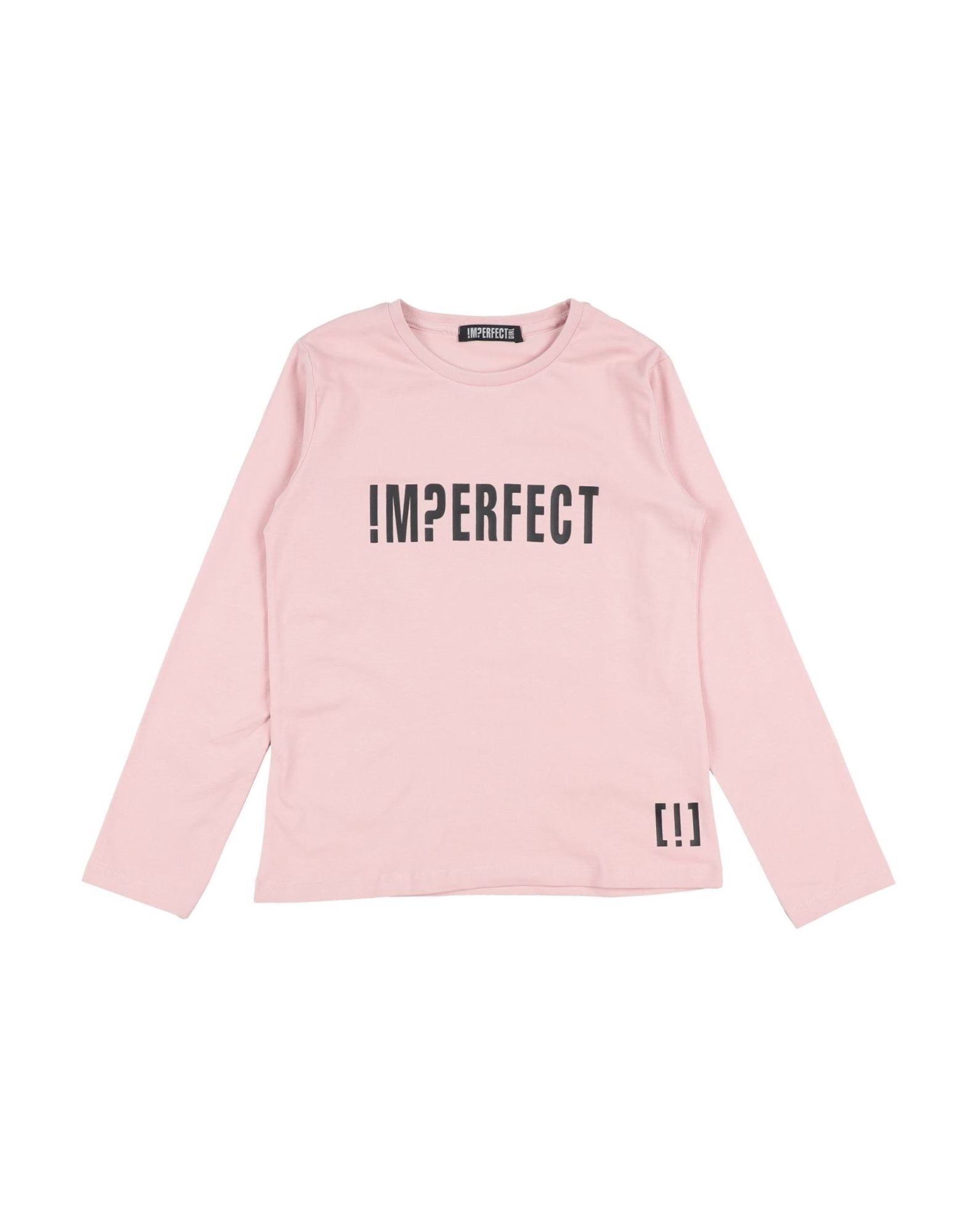!m?erfect Kids'  T-shirts In Pink